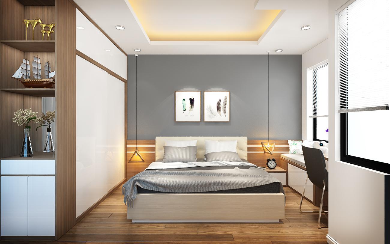 Kinh nghiệm lựa chọn nội thất phòng ngủ chuẩn