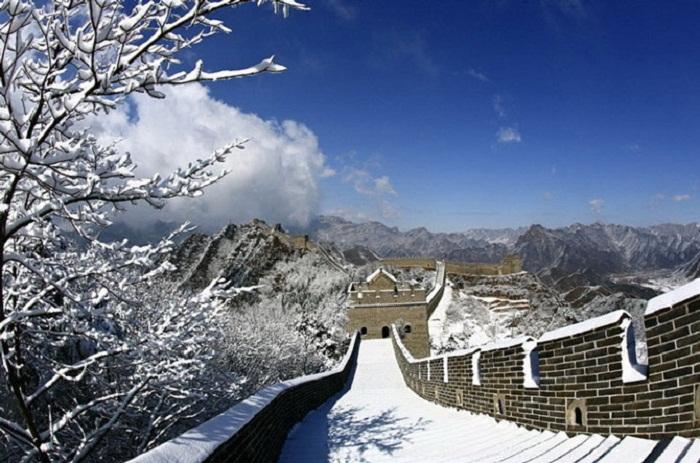 Có nên đi du lịch Trung Quốc vào mùa Đông