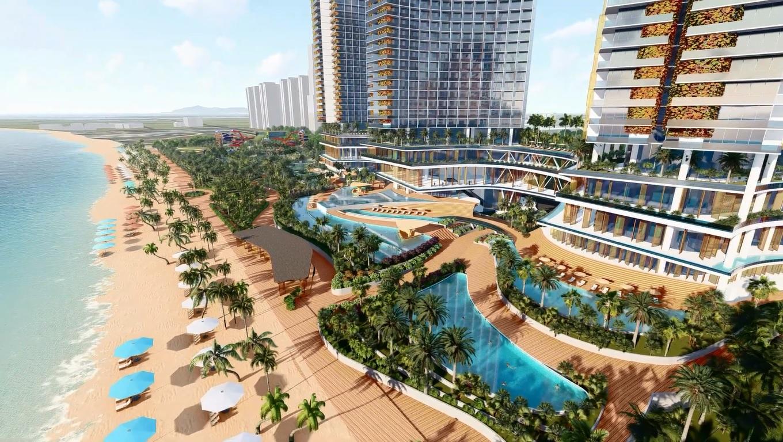 Sở hữu sổ hồng riêng biệt tại Sunbay Park Hotel & Resort Ninh Thuận