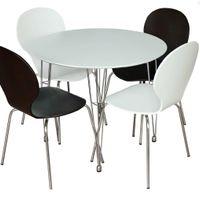 Những mẫu bàn ghế ăn hiện đại đang được yêu thích