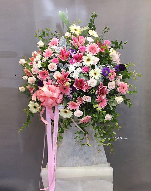 Mua hoa với nhiều kiểu dáng tại dien hoa 24h