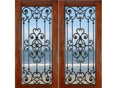 Kinh nghiệm lựa chọn hoa sắt cửa sổ đẹp và ấn tượng