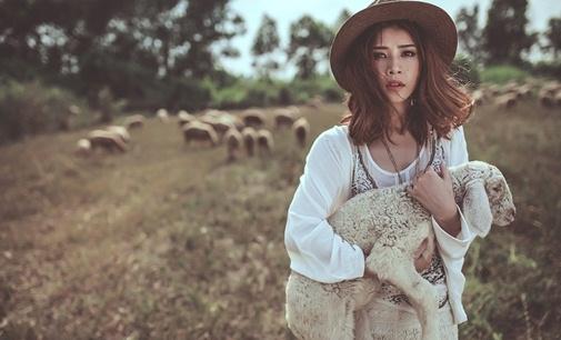 Mê mệt cánh đồng cừu Suối Nghệ – Vũng Tàu