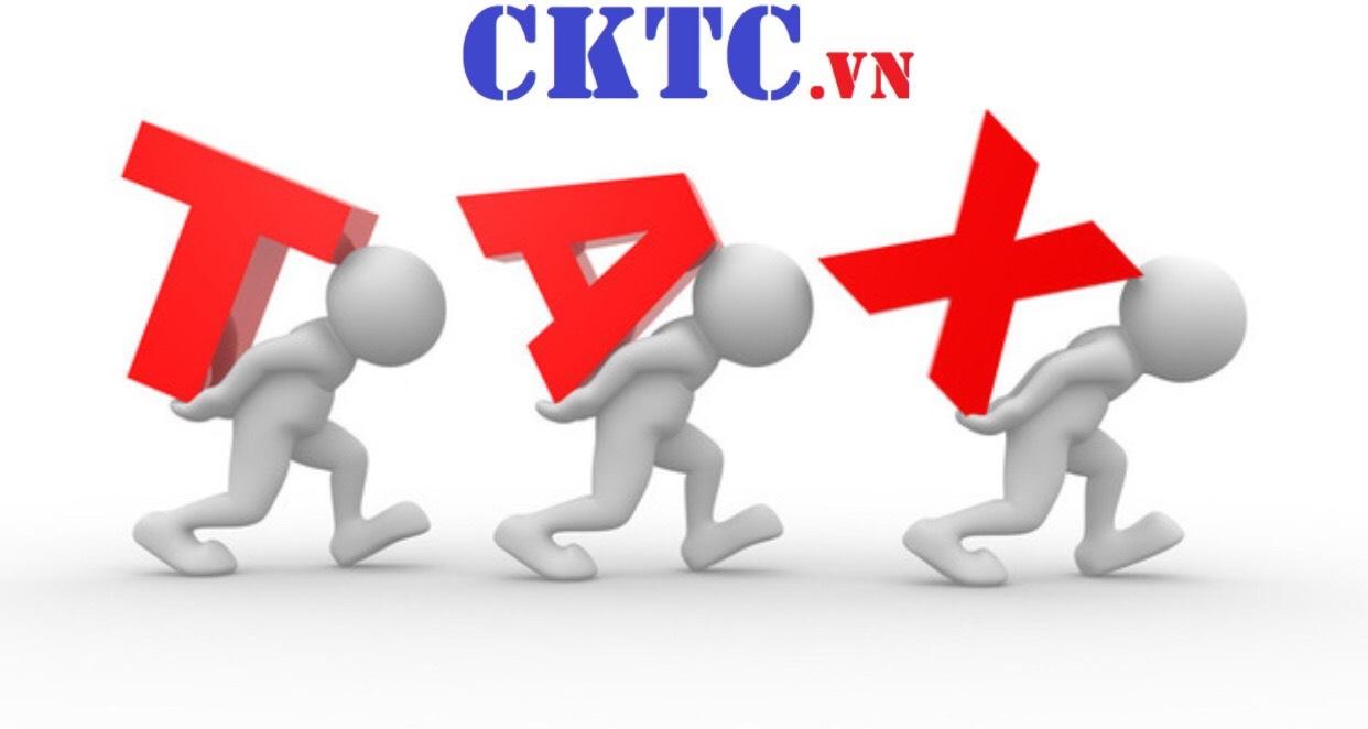 Tìm hiểu thông tin về thuế nhà thầu