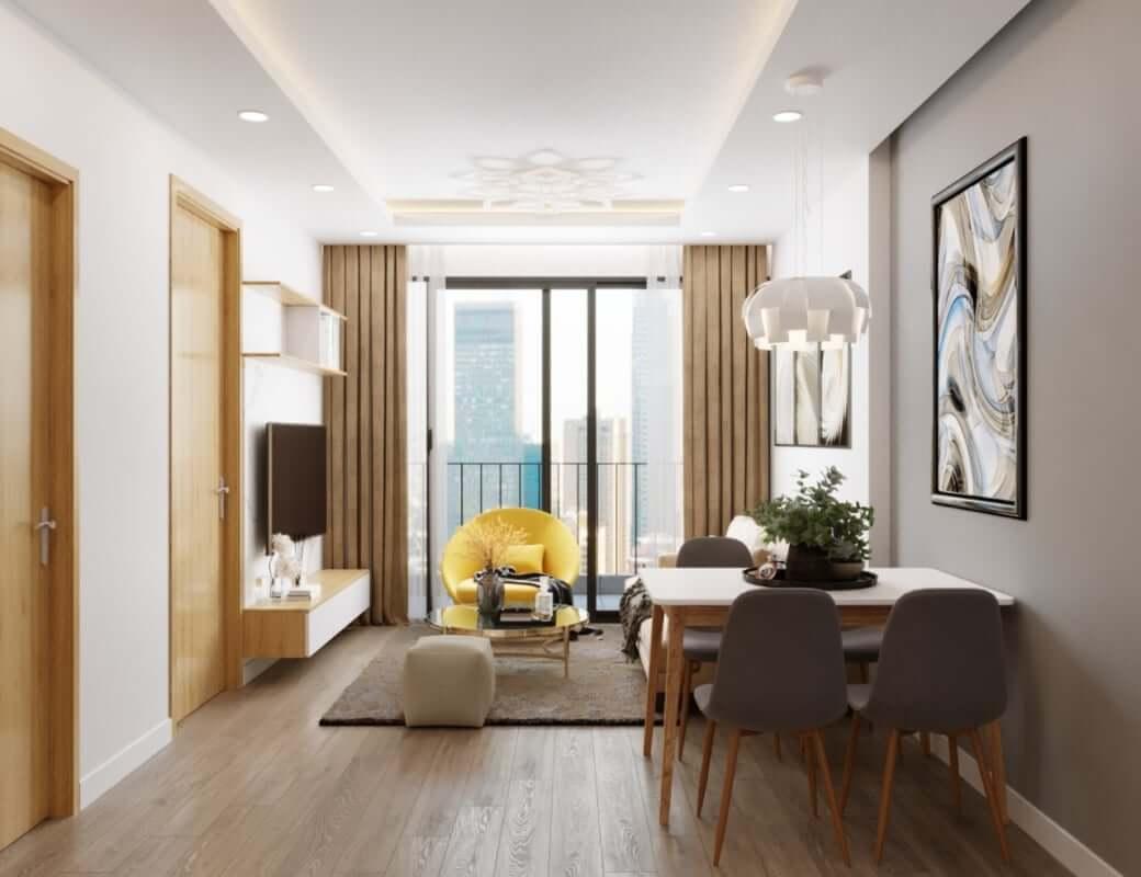 Những gợi ý để thiết kế nội thất chung cư đẹp