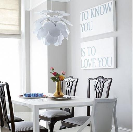 Chọn đèn chùm cho bàn ăn nhỏ gọn đẹp như thế nào?
