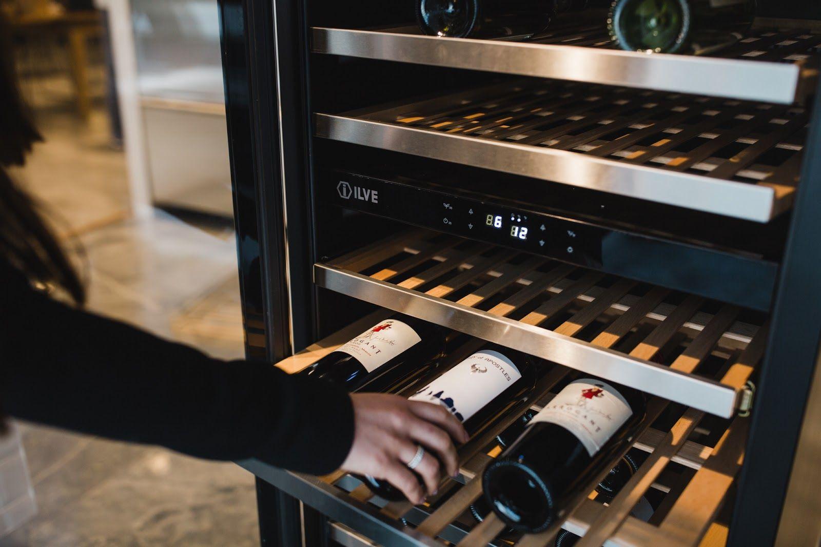 Tiêu chí chọn tủ rượu vang gia đình