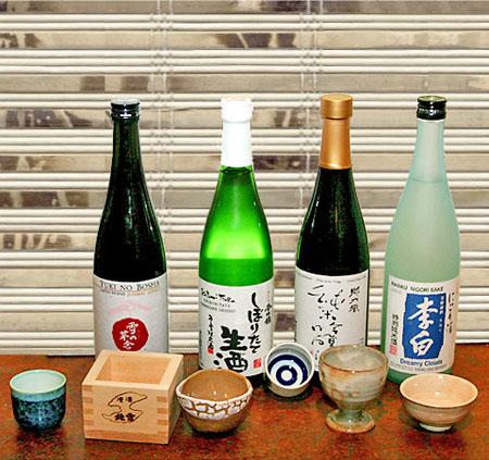 Rượu Nhật Bản mang đến những giá trị to lớn cho con người