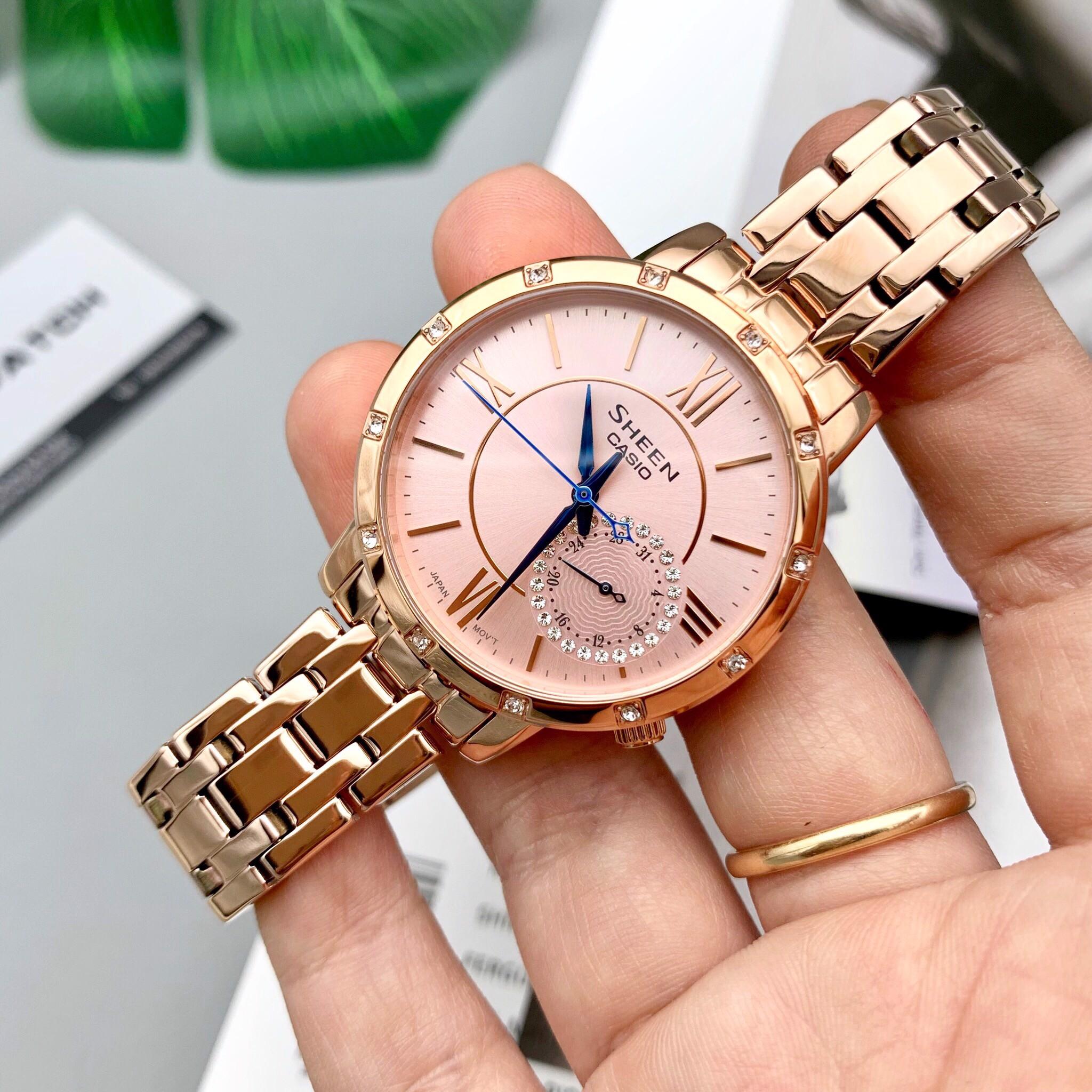 Những điều cần lưu ý để chọn được chiếc đồng hồ Casio nữ chuẩn nhất
