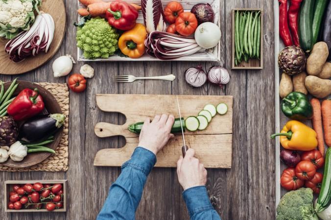Tổng hợp những cách thái rau củ quả đẹp hot nhất 2020